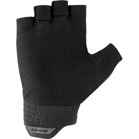 Cube Performance Short Finger Gloves, black